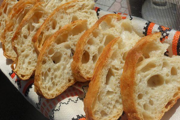 Cast Iron bread recipe