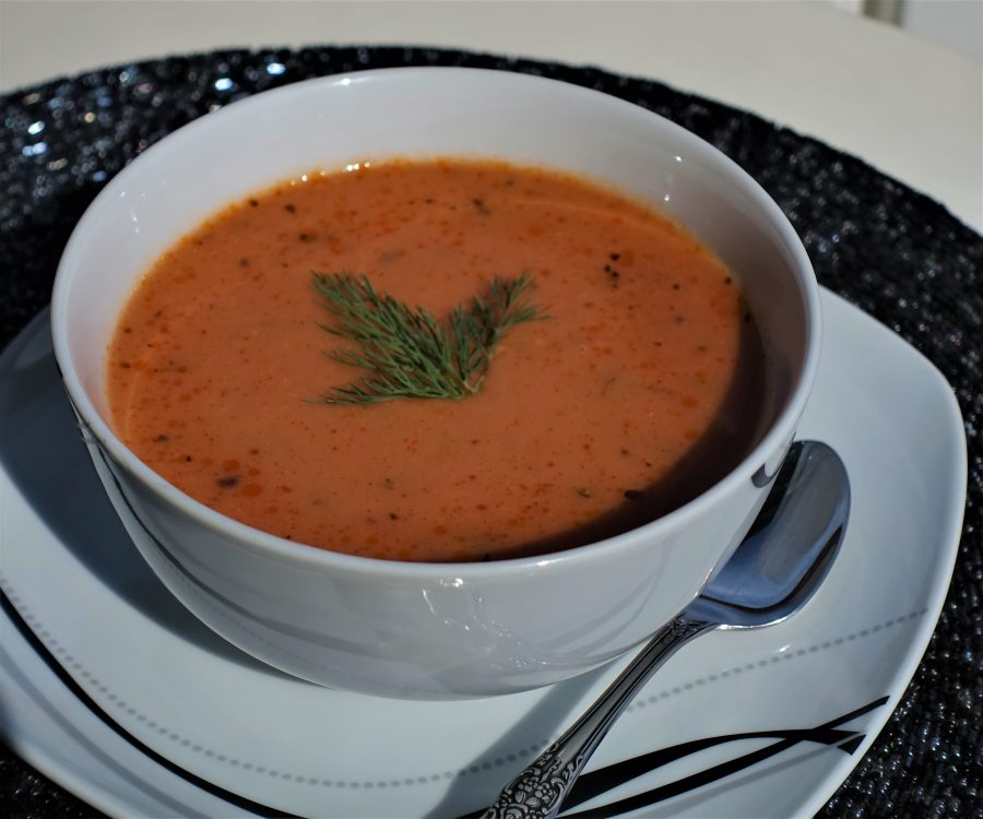 Tomato Soup – Easy, Simple and Delicious Recipe