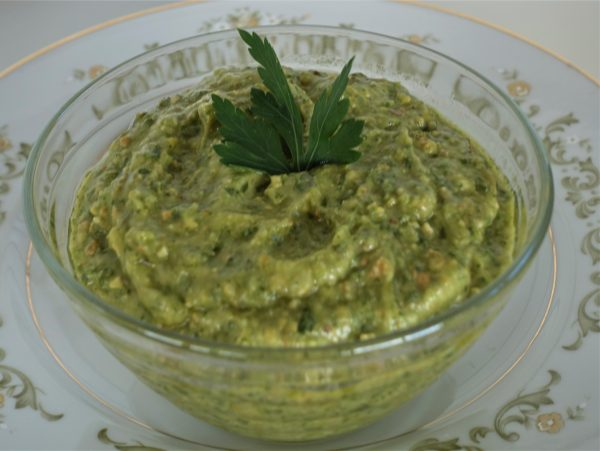 Nutritious Salad Dressing  – Magic Green Sauce Recipe