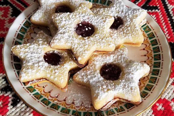 Butter Cookies – Recipe
