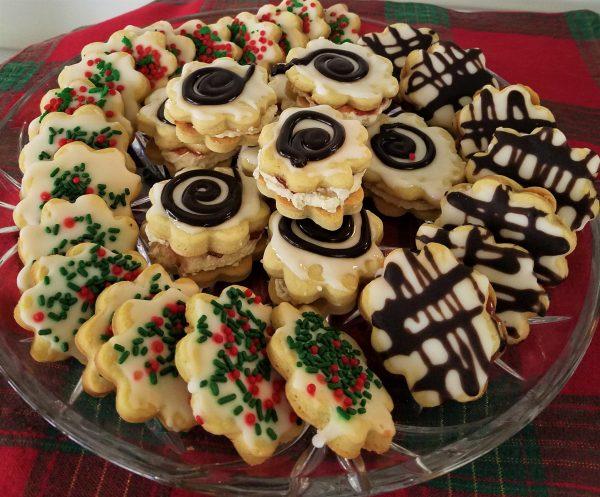 Shortbread Sandwich Cookies – European Recipe
