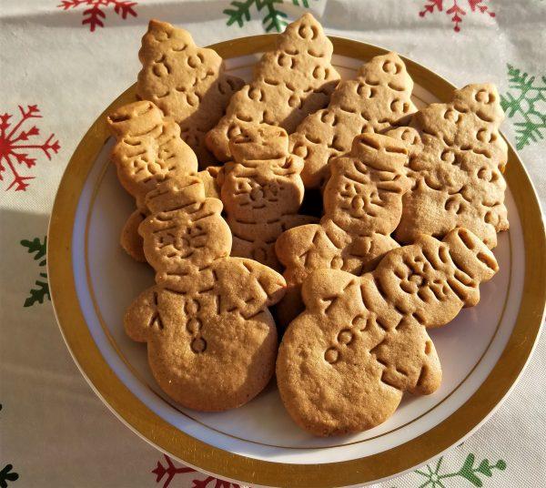 Speculoos Cookies – Recipe