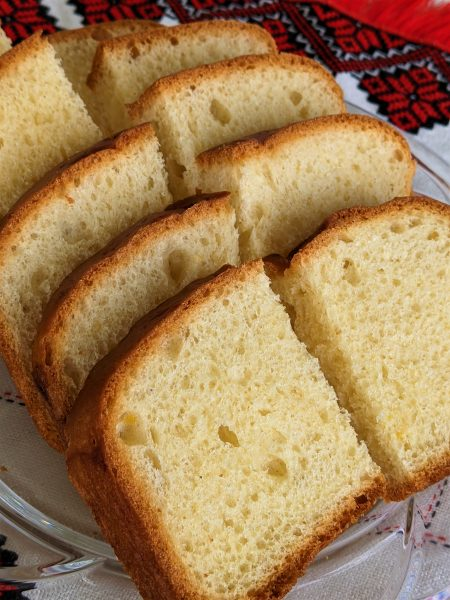 Light and Airy Paska – Aunt Maria's Recipe