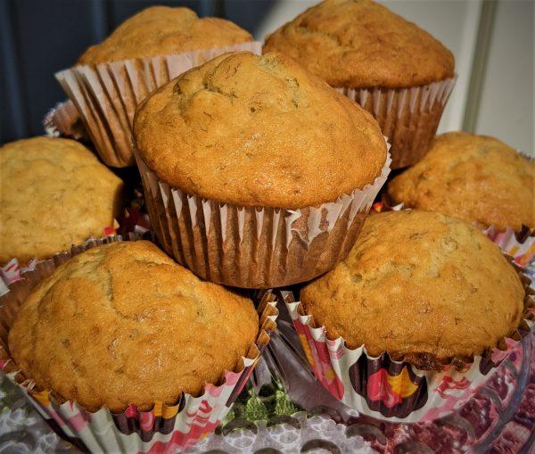 Banana Bread Muffin Cakes – Recipe